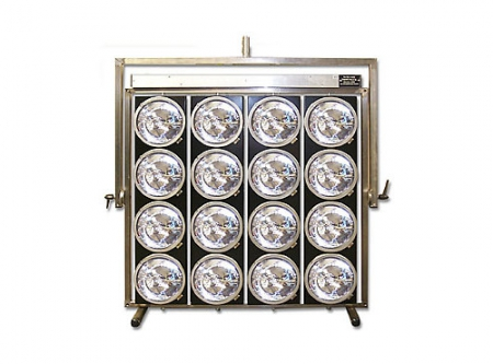 ABELS Aircraft Landing Light 16x600W